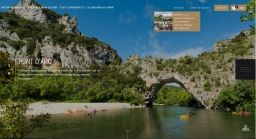 Photo Vallon Pont d'Arc